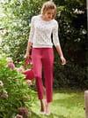 Pantalon droit de La Redoute