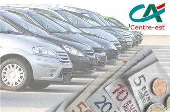 Prêt à consommer auto Crédit agricole Centre-Est