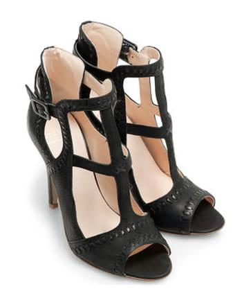 Chaussures noires de Sisley