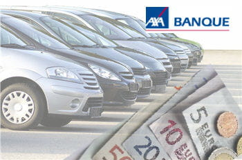Pr&ecirc;t Auto Axa banque