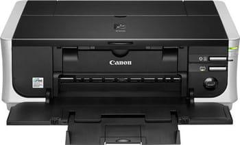 Струйный фотопринтер Canon PIXMA iP4500 поддерживает печать на носителях форматов от кредитной карты до А4...