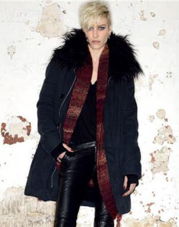 manteaux moderne hiver 2013