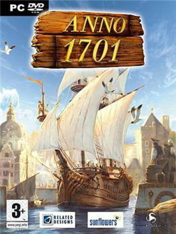 Anno 1701 et La Mal&eacute;diction du Dragon