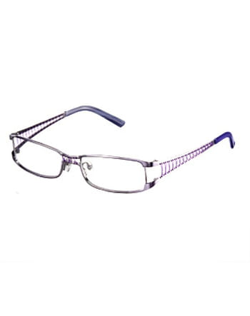 Lunettes violettes de Vogue Eyewear