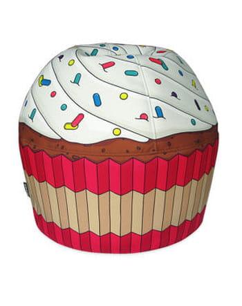 pouf cupcake de woouf chez fleux 39 test et avis sur l. Black Bedroom Furniture Sets. Home Design Ideas