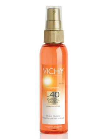 Huile Solaire SPF 40 de Vichy