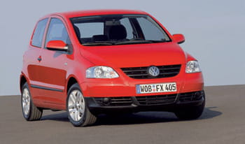 volkswagen fox trend test et avis sur l 39 internaute automobile. Black Bedroom Furniture Sets. Home Design Ideas