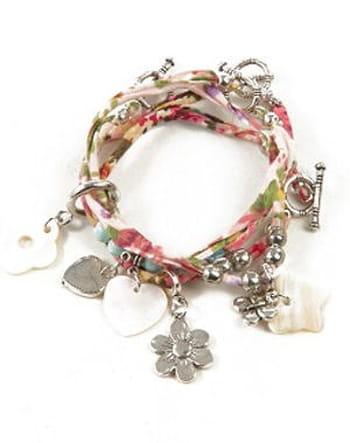Bracelet breloques de Camaïeu