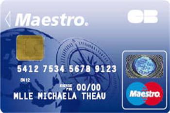 Maestro mastercard test et avis sur l 39 internaute argent - Plafond carte maestro credit agricole ...
