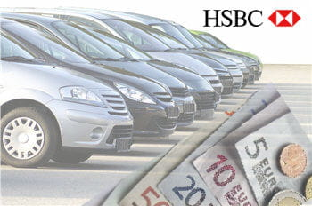 Pr&ecirc;t auto HSBC