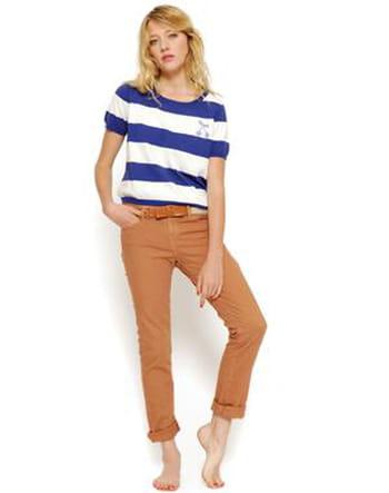 Quelle couleur de jean choisir pour aller avec des hauts - Quelle couleur avec pantalon bleu marine ...