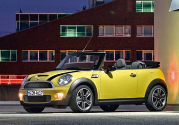 mini cooper cabrio test et avis sur l 39 internaute automobile. Black Bedroom Furniture Sets. Home Design Ideas