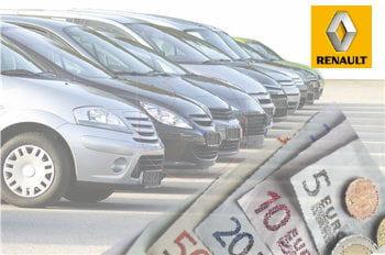Crédit auto Renault Diac