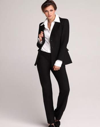 tailleur pantalon femme pantalons femmes divers mode holidays oo. Black Bedroom Furniture Sets. Home Design Ideas