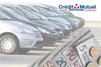 Prêt auto Crédit mutuel Nord Europe