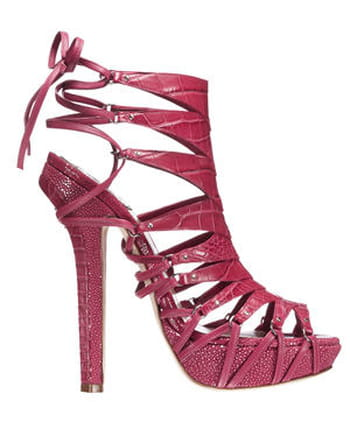 Sandale à plateforme de Dior