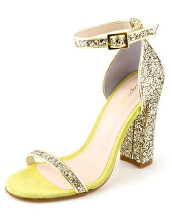 """Sandales """"Loverdose"""" de Mellow Yellow"""