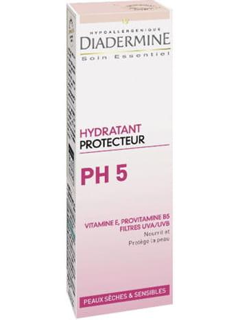 Hydratant protecteur PH5 de Diadermine