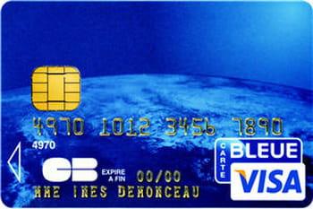 Bien-aimé Carte bleue Visa classic : test et avis sur L'Internaute Argent XX05