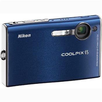 Nikon Coolpix S5 Photo © Droits réservés