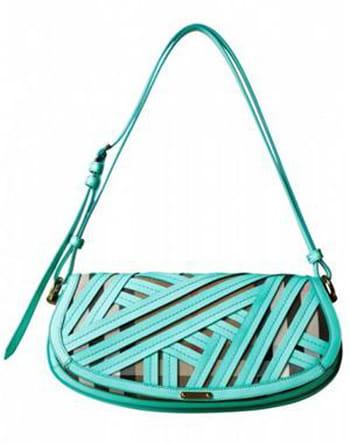 модная сумка лето 2011 от Burberry Prorsum.
