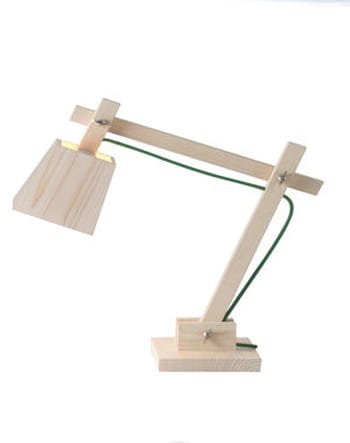 Lampe wood de Design Ikonik